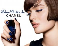 Летняя коллекция Chanel Blue Rhythm / Blue Notes de Chanel Summer 2015