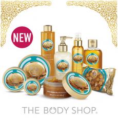 """Новая роскошная коллекция """"Дикая Аргана"""" для ухода за кожей от The Body Shop"""