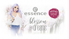 Весенняя коллекция Essence Blossom Dreams Collection Spring 2017