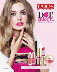 Весенняя коллекция макияжа Pupa Dot Shock Collection Spring 2016