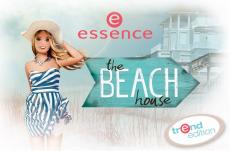 Летняя коллекция макияжа Essence The Beach House Collection Summer 2016