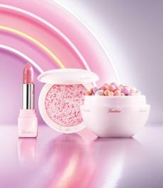 Весенняя коллекция макияжа Guerlain Happy Glow Makeup Collection Spring 2017