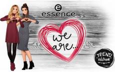 Лимитированная коллекция макияжа ко Дню святого Валентина Essence We Are… Collection Spring 2017