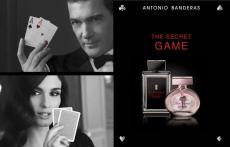 Два новых аромата от Antonio Banderas: The Secret Game и Her Secret Game