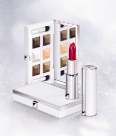 Рождественская коллекция Givenchy Les Nuances Glacees Christmas Makeup Collection