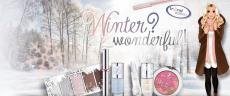 Зимняя коллекция макияжа Essence Winter? Wonderful!