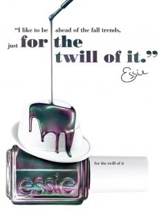 Осенняя коллекция For The Twill Of It от Essie
