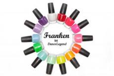 Franken by Dance Legend - набор для создания лаков для ногтей