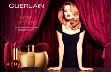 Рождественская коллекция макияжа Guerlain Un Soir a L'Opera