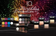 Юбилейная коллекция Make Up Factory Birthday Sensation Collection Summer 2015