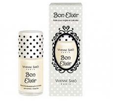 """Выравнивающая основа для ногтей с тальком """"Bon Elixir"""" от Vivienne Sabo"""