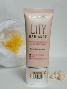 Тональный крем City Radiance (оттенок № 01) от Bourjois