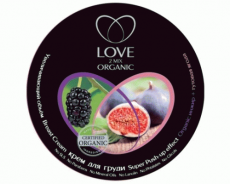Крем для груди увеличивающий объем из серии Love 2 mix organic от Organic Shop