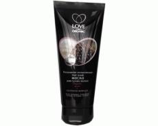 Увлажняющая маска для сухих волос из серии Love 2 mix organic от Organic Shop