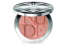 Компактная пудра для сияния кожи Diorskin Nude Tan Healthy Glow Enhancing Powder (оттенок  № 001 Aurora) от Dior