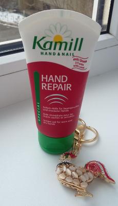 Специальный крем для рук Hand repair от Kamill