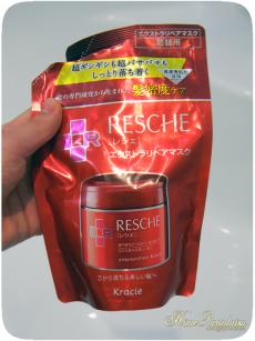 Восстанавливающая маска для волос RESCHE от Kracie