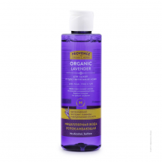 Мицеллярная вода ORGANIC LAVENDER Успокаивающая серии Provence organic herbs от Natura Vita