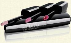 Лаковая губная помада Lip Lacquer (оттенок № 15 Frangible Rose) от Artdeco