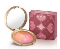 Бронзер-румяна Sun Bronzing Blush (оттенок № 103 Mariachi Pink) от KIKO