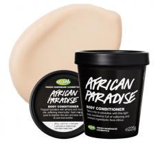 "Кондиционер для тела ""Африканский рай"" от Lush"