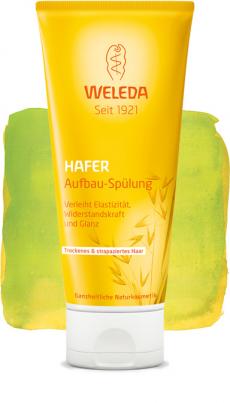 Бальзам-кондиционер для волос с овсом Oat Replenishing Conditioner от Weleda