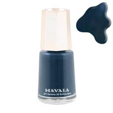 Лак для ногтей (оттенок #158 smoky blue) от Mavala