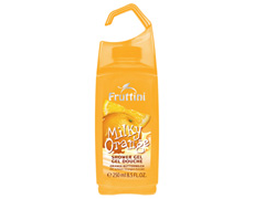 Гель для душа «Молочный апельсин» от Fruttini