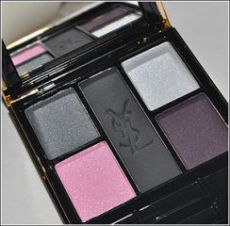 Тени для век Ombres 5 Lumieres, Midnight от YSL