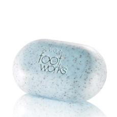 Мыло-скраб для ног Foot works от Avon
