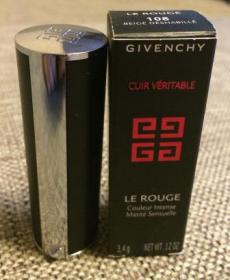 Губная помада Le Rouge (оттенок № 108 Beige Deshabille) от Givenchy