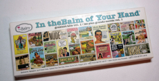 Палетка средств для макияжа In theBalm of Your Hand vol.1 от theBalm
