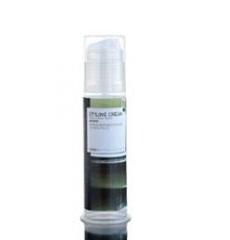 Крем-мусс для укладки с экстрактом бамбука для вьющихся волос Korres