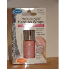 Лак для ногтей MAKE UP HARD AS NAILS HARD AS WRAPS SALLY HANSEN
