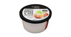 """Крем для тела """"Розовый личи"""" от Organic Shop"""