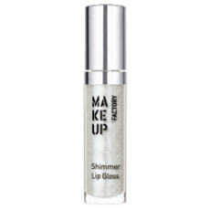 Блеск для губ Shimmer Lip Gloss № 1 от Make Up Factory