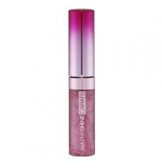 Блеск для губ Watershine Carats (оттенок № 253 Purple Rain) от Maybelline