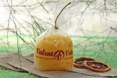 """Соль для ванны """"Лимон и эвкалипт"""" от Valent Vota"""