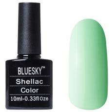 Гель-лак для ногтей Shellac color (оттенок № А047) от Bluesky