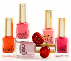 Лак для ногтей Nail Enamel Crystal Glow (оттенок № 367 Fashion Alert) от Ga-de