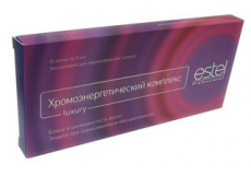 Хромоэнергитический комплекс Luxury от ESTEL