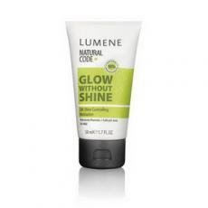 Матирующий увлажняющий крем 24 часа Glow Without Shine от Lumene