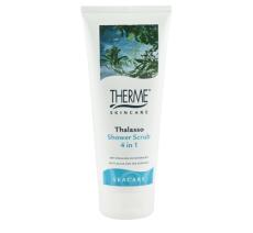 Скраб для душа 4 в 1 Thalasso от Therme Skincare