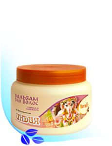 Бальзам для волос Индия от Floralis