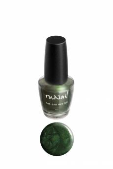 Лак для ногтей серии натуральных цветов «Ночная фиалка» (№0722) от ruNail