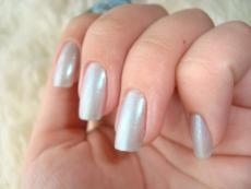 """Лак для ногтей (оттенок № 133 """"Морской бриз"""") от Арт-Визаж"""