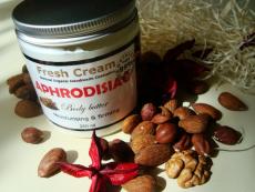 "Крем-баттер для тела ""Афродизиак"" от Fresh Cream"