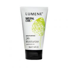 Увлажняющий крем 24ч. Natural Code Skin Purifier от Lumene