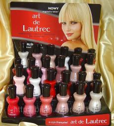 Лак для ногтей от Art de Lautrec