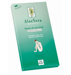 Ленточный воск для нежной эпиляции (ALOE VERA ESSENTIEL) от Yves Rocher